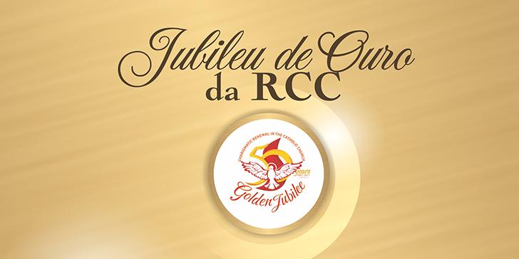 JUBILEU DE OURO RCC - INFORMAÇÕES